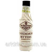 Биттер Fee Brothers Cardamom / Фи Бразерс Кардамон 0.15L