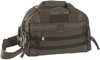 Тактическая сумка Mil Tec AMMO SHOULDER BAG Black 13727002