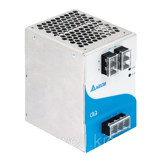 DRP024V240W1AA Блок питания на Din-рейку Delta Electronics 24В, 10A