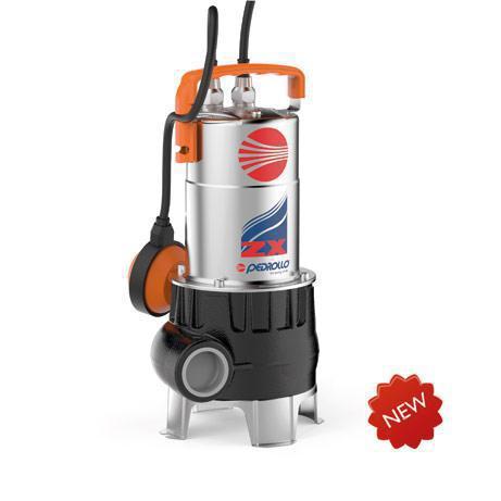 Дренажно-фекальный насос Pedrollo ZXm 1A/40 (кабель 5 м)