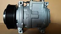 Компрессор кондиционера  Denso10PA15C шкив 125мм