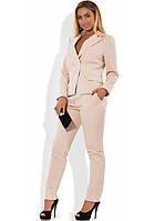 Костюм двойка пиджак и брюки размеры от XL 4140
