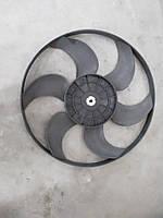 Лопасти вентилятора S-образные