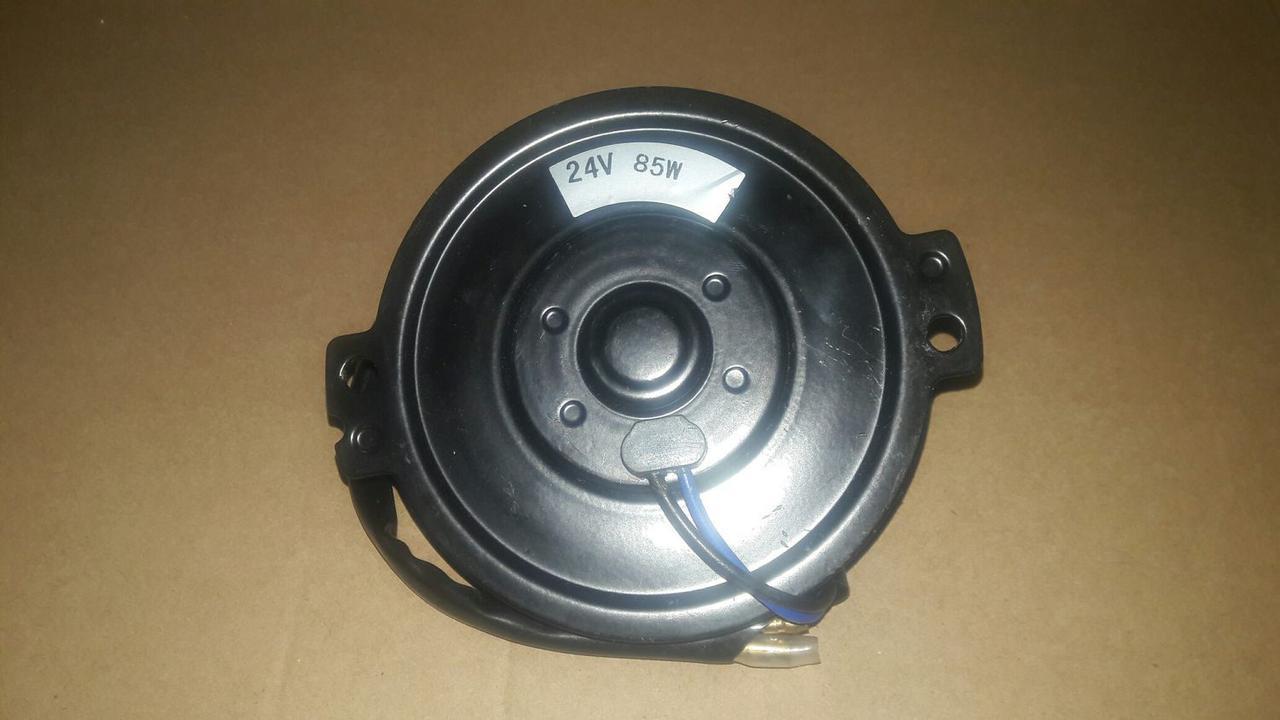 Мотор вентилятора 24в