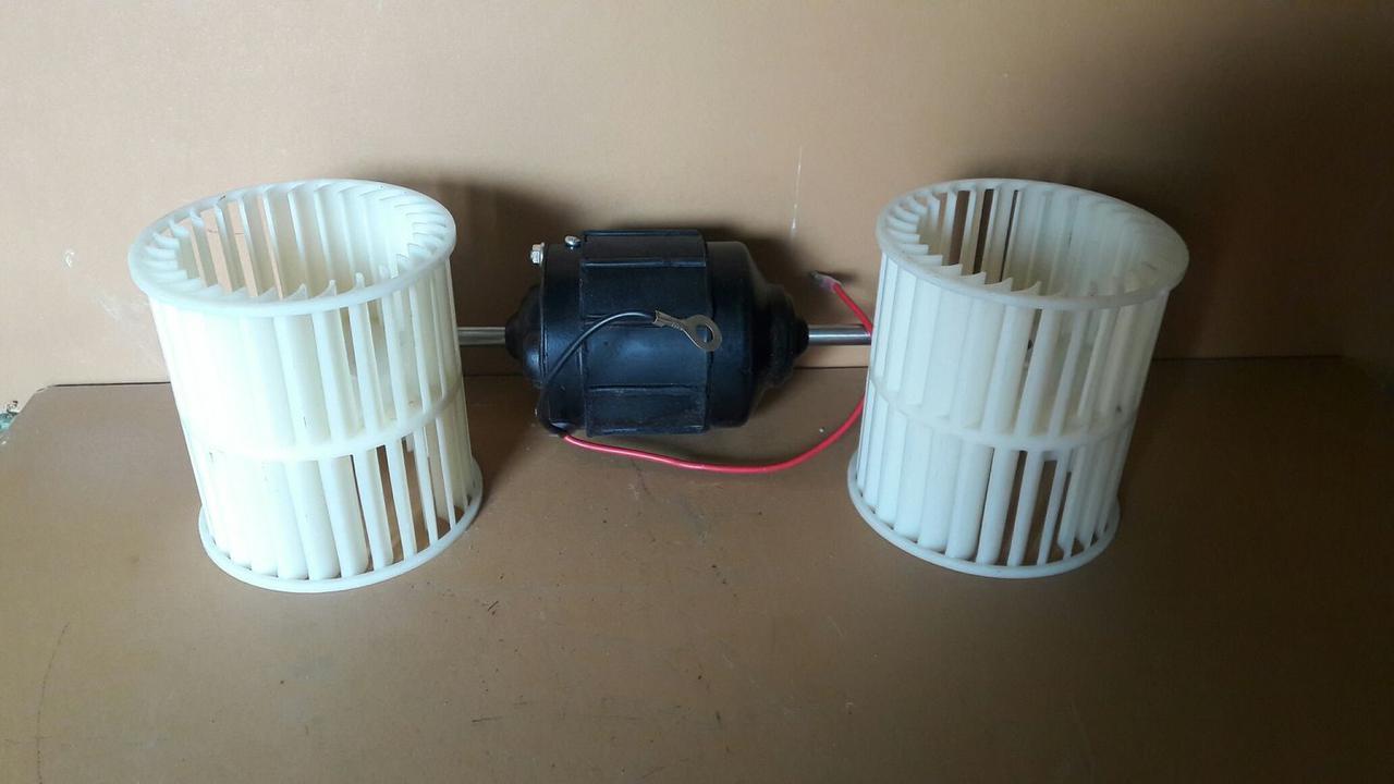 Мотор вентилятора с испарителя 12в