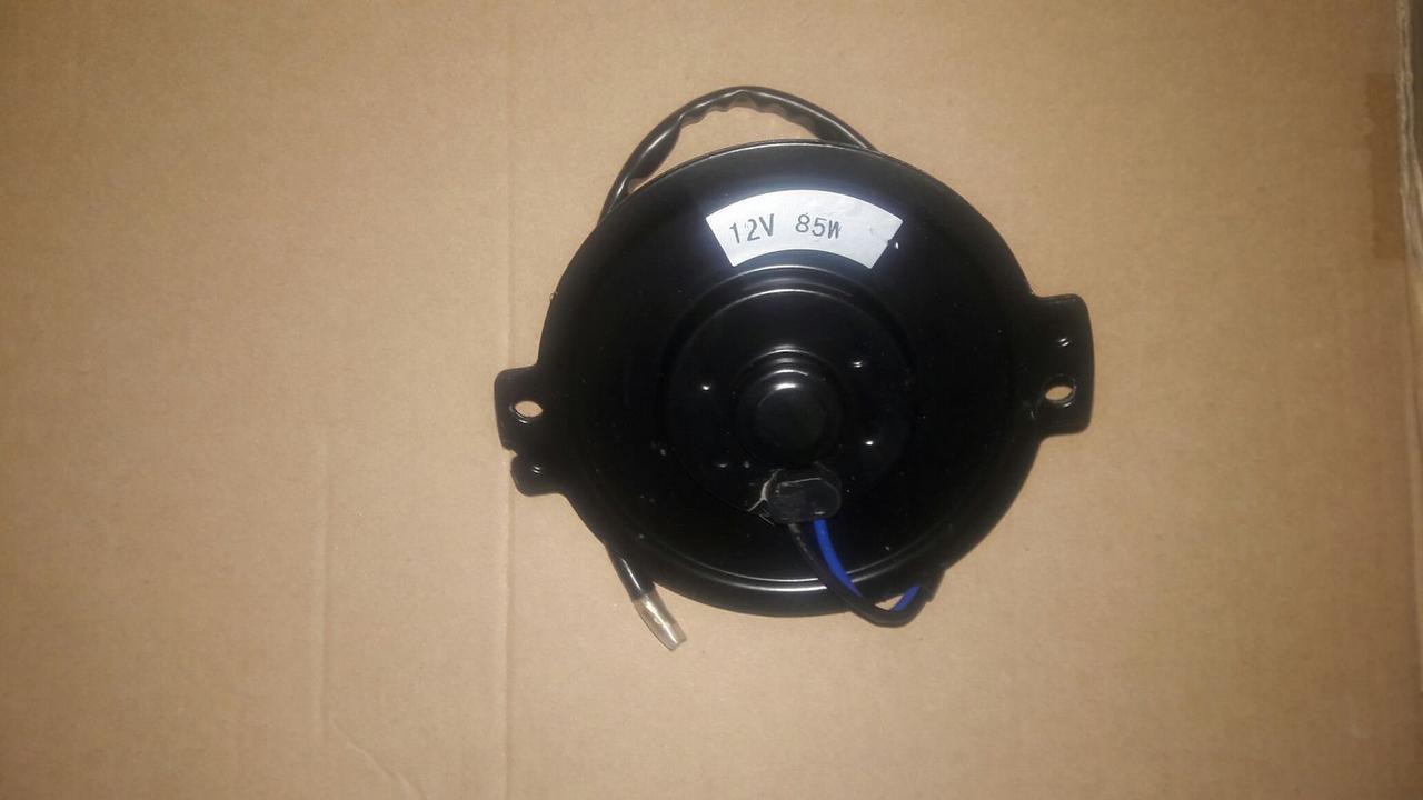 Мотор вентилятора12в, фото 1
