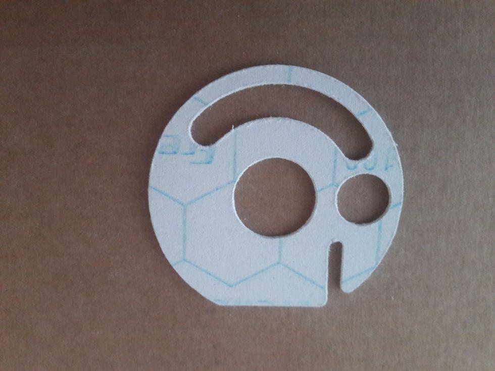Прокладка автономного отопителя  HYDRONIC D5/4WS, D5WZ