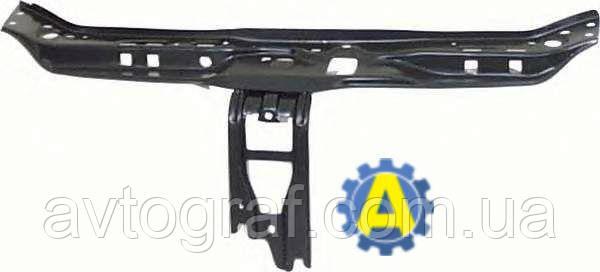 Верхняя часть панели передней на Рено Симбол (Renault Symbol) 2006-2008