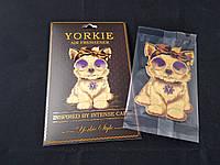 Ароматизатор в авто / гардероб парфюмированный Yorkie Scents  Montale Intense Cafe
