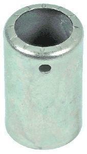 Стакан редуцированный АЛЮМИНИЕВЫЙ №6 (8мм) Наружный диаметр шланга‐ 15 мм