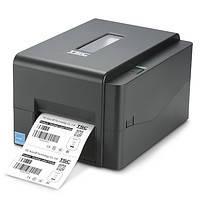 Термотрансферный принтер этикеток TSC TE-200 (риббон 72/110/300 м)