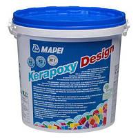 Эпоксидная затирка Mapei Kerapoxy Design 700 (3 кг) прозрачный