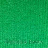 Expocarpet P202 ярко-зеленый ковролин выставочный