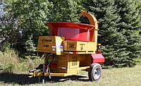 Измельчитель соломы и зерна HAYBUSTER H-800 Tub Grinder