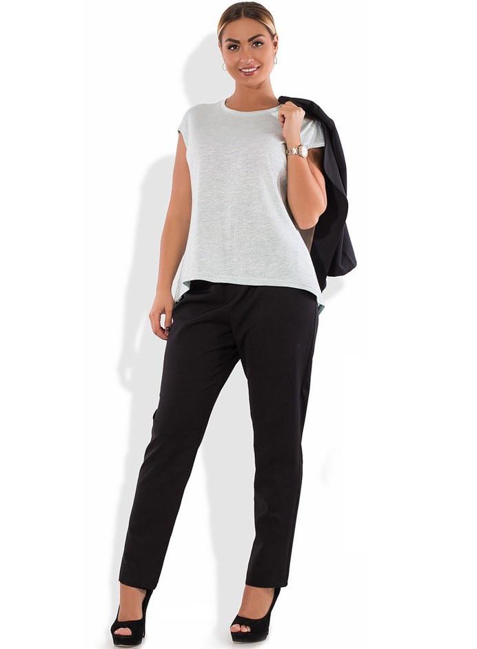 Деловой костюм тройка размеры от XL 4142