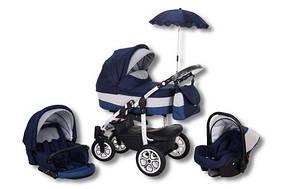 Многофункциональная детская коляска ALPINO 3в1