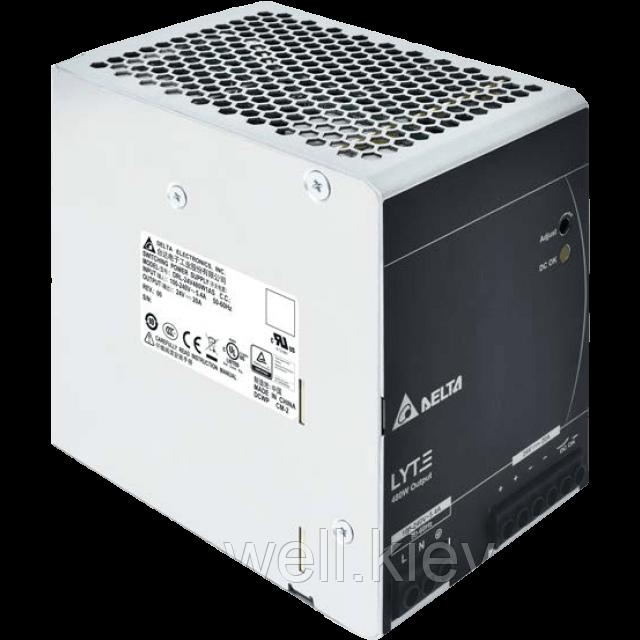 DRL-24V480W1AS Блок питания на Din-рейку Delta Electronics 24В, 20A