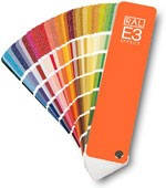 Каталог/палитра цветов RAL E3