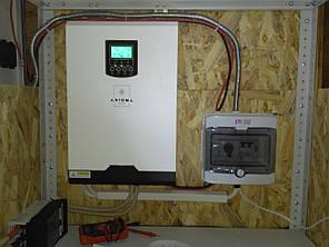 Инвертор Axioma ISMPPT BF-5000, 5000Вт/48В, фото 2