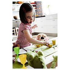 ДУКТИГ Игрушечный набор стаканов, разноцветный 00190689 IKEA, ИКЕА, DUKTIG, фото 3
