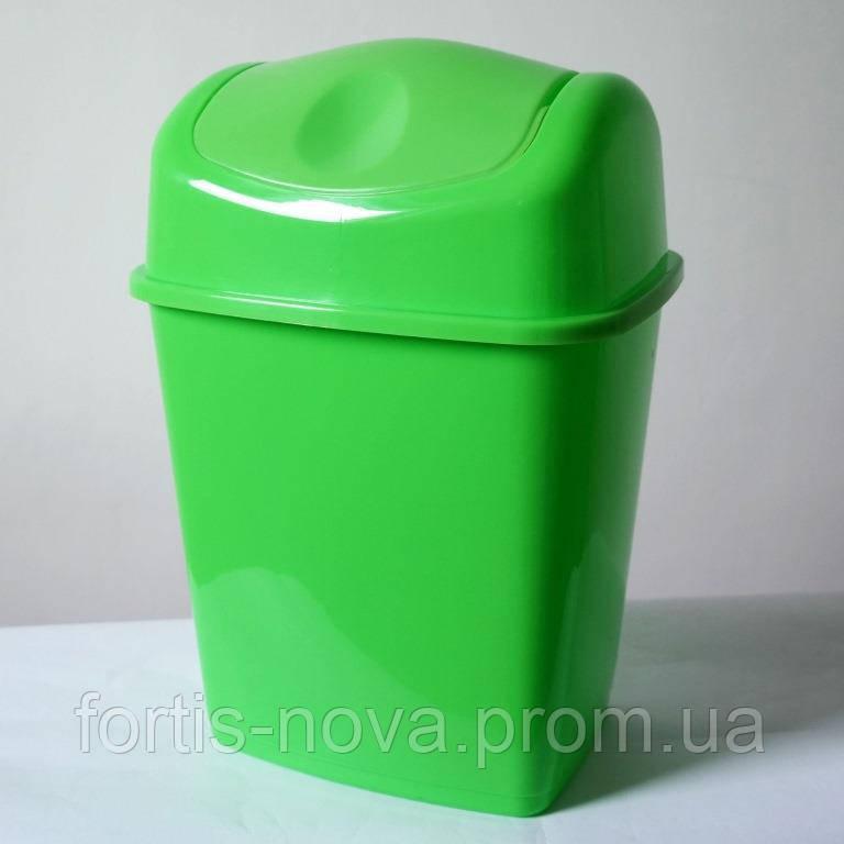 Ведро для мусора с клапаном 20 литров