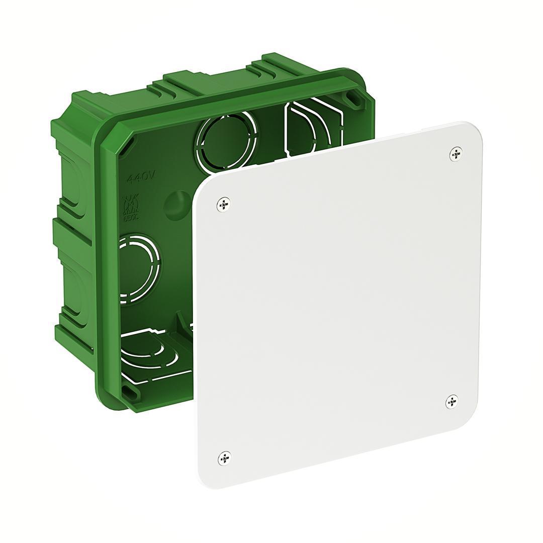 Розподільна коробка IMT35122 100х100х50 під бетон Schneider Electric