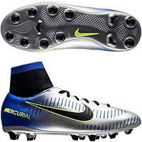 51943018 Детские футбольные бутсы Nike Mercurial Victory VI DF Neymar AG-Pro  921484-407