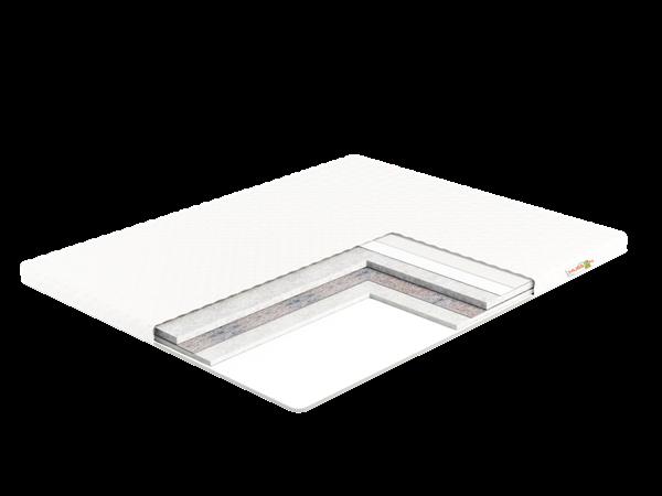 Тонкий матрас Musson Футон-Lite 145x190 см (8250)