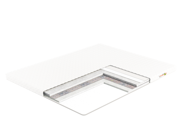 Тонкий матрас Musson Футон-Lite 145x190 см (8250), фото 2