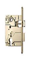 Замок для межкомнатной двери Siba 10850 ВР (латунь полированная)