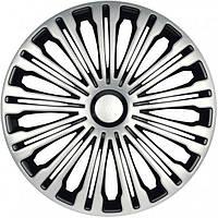 Колпаки Argo R13 VOLANTE silver black (серебрянно-черн), (ARGO)