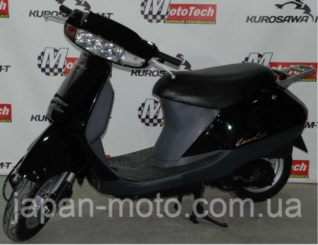 Хонда Леад 50 куб.см (чёрный)