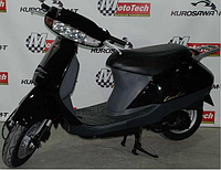 Хонда Леад 50 куб.см (чёрный), фото 1