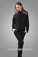 Костюм спортивный женский Freever (3499) черный, фото 1