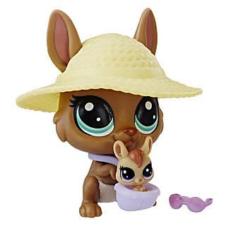 Лител пет шоп Домашние животные Ада и Эби Кенгуру Littlest Pet Shop Pet Pair LPS