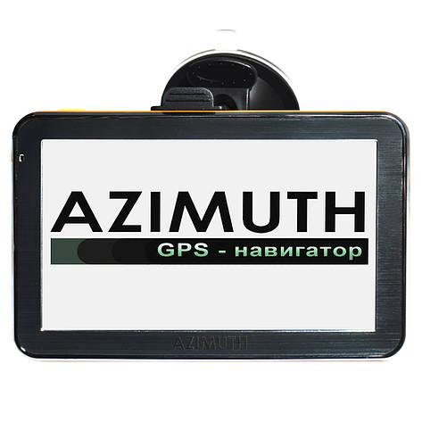 Автомобильный GPS навигатор Azimuth B53, фото 2