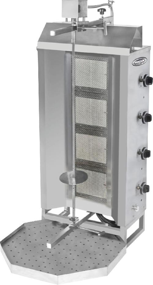 Шаурма электрическая Pimak M077-3CP