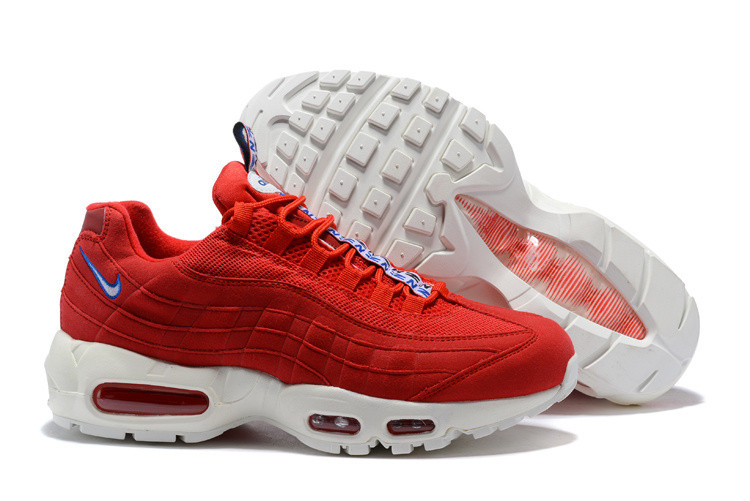Кроссовки Nike Air Max 95 TT Red Gym