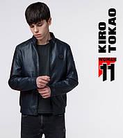 11 Kiro Tokao | Куртка мужская весенне-осенняя 3332 т-синий