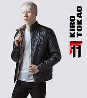 11 Киро Токао | Куртка мужская осенне-весенняя японская 1543 черный