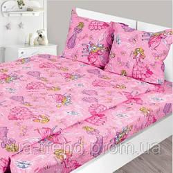 Детское постельное белье для девочки 215x145