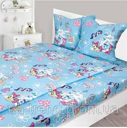 Полуторное детское постельное белье