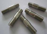 Шпилька DIN 2509 двухсторонняя для фланцевых соединений.