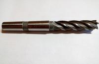 Фреза концевая (с коническим хвостовиком), ф22х75х177, z5, КМ3