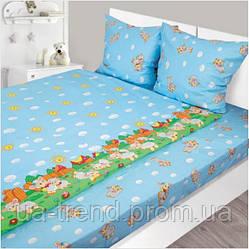 Детское постельное белье в кроватку для мальчика