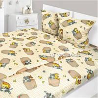 Детское постельное белье 147х112