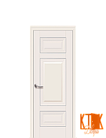 Межкомнатные двери Новый Стиль Шарм глухое (магнолия)