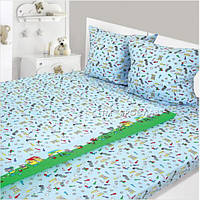 Комплект детского постельного белья для мальчика 147х112