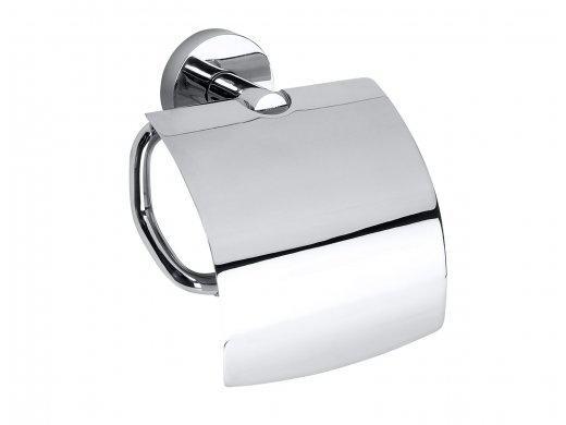 BEMETA OMEGA: Держатель туалетной бумаги с крышкой