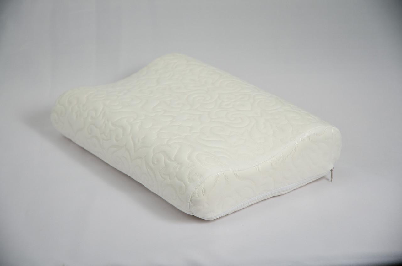 Ортопедическая подушка VIVA «Memorу№2», 290*500*90мм, латекс, чехол трикотажный